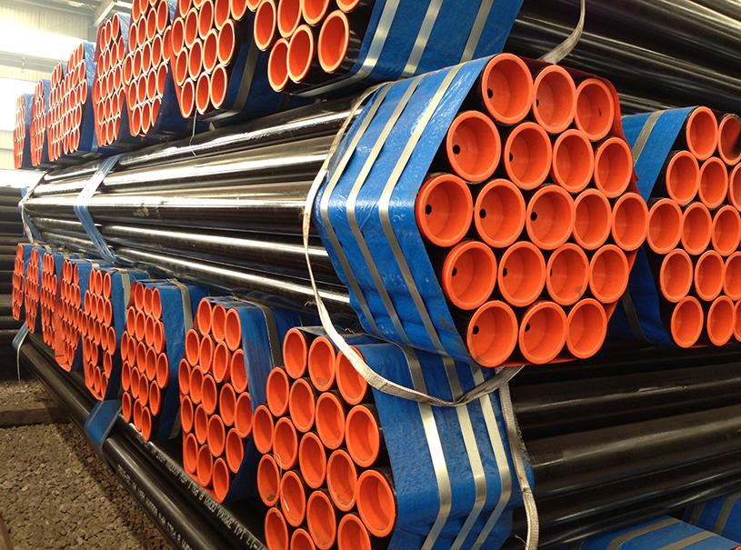 أنابيب النفط ISO3183 API 5L PSL1 PSL2 ERW من الصلب