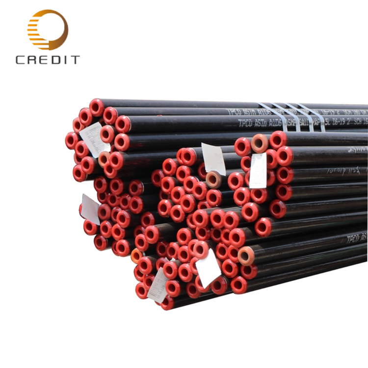 Thread Seamless Steel Water Well Casing Pipe
