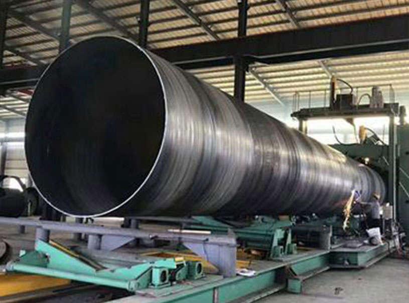 Large Diameter Spiral Steel Pipe