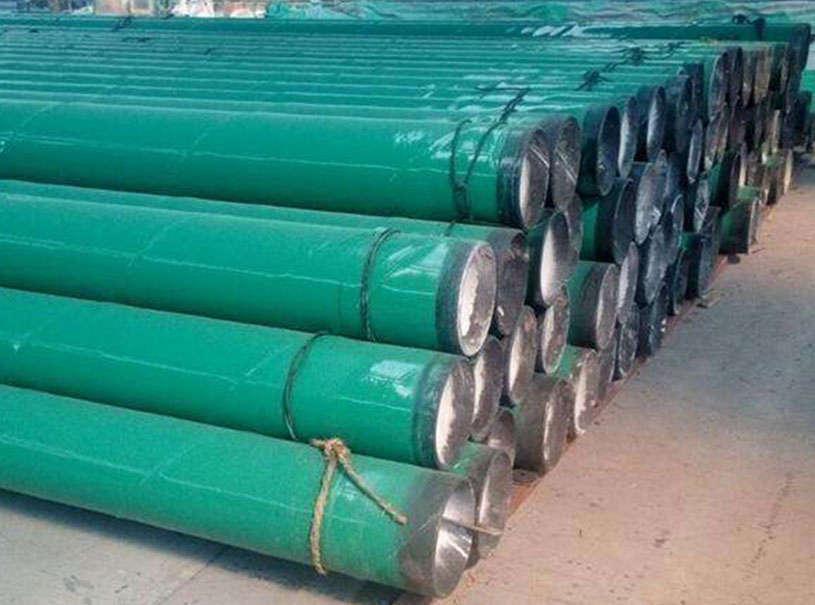 Spiral 3pe Anti Corrosion Steel Pipe